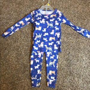 Carter's Pajamas - Pjs toddler girls 2piece size 2T
